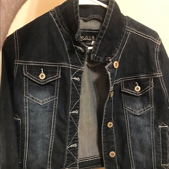 Maurices Jackets & Blazers - Jean Jacket